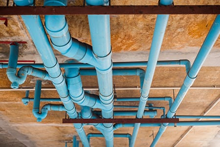 New Pipes Without Leaks